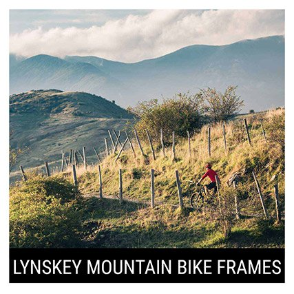 lynskey titanium mountain bike frames