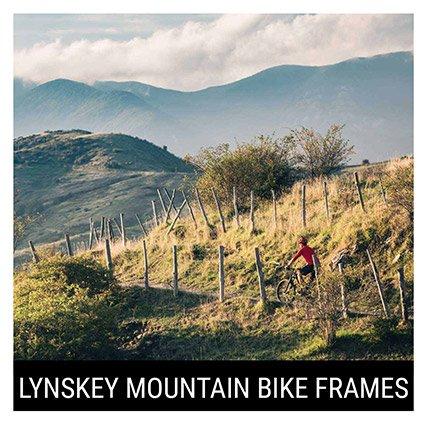 lynskey titanium mountain bike frames