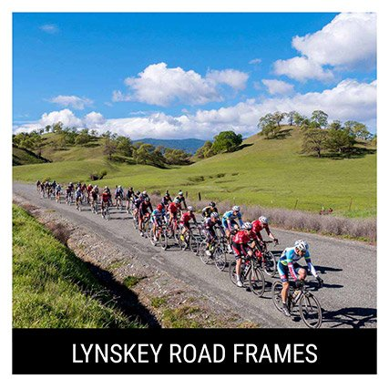 lynskey titanium road bike frames