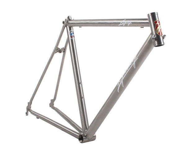 Lynskey Legacy frame | Gerrit Bikes